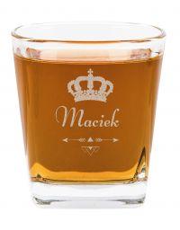 Szklanka do Whisky prezent grawer