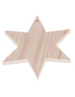 Gwiazdka zawieszka 17x17cm