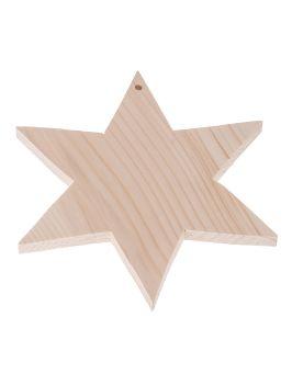 Gwiazdka zawieszka 22x22cm