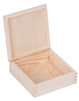 Pudełko pojemnik 14x14 cm