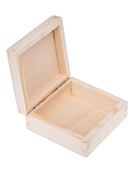 Pudełko pojemnik 12x12 cm