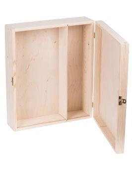 Pudełko pojemnik na wino CARMEN VIII