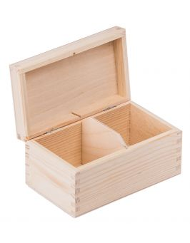 Pudełko pojemnik na herbatę herbaciarka NELA 2