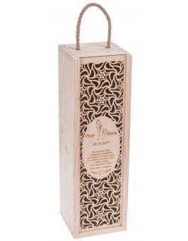Pudełko na wino Carmen PREMIUM