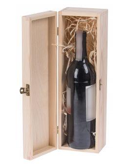 Pudełko pojemnik na wino CARMEN II