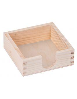 Pudełko na podkładki