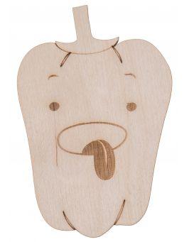 Drewniana papryka