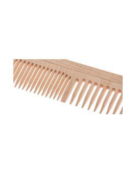 Drewniany grzebień 2