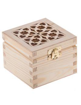 Ażurowe pudełeczko Nela 1