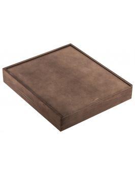 Pudełko na album 26x31cm ciemmny brąz
