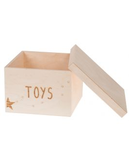 Pudełko na zabawki TOYS małe