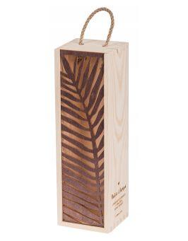 Carmen Premium - skrzynka na wino zasuwka palisnder
