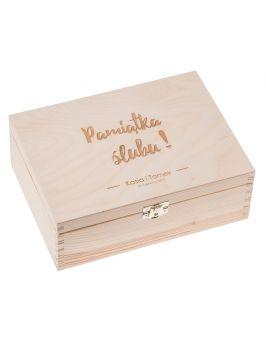 Niezbędnik małżeński - pudełko 22x16cm