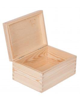 Drewniane pudełko 22x16x10,5