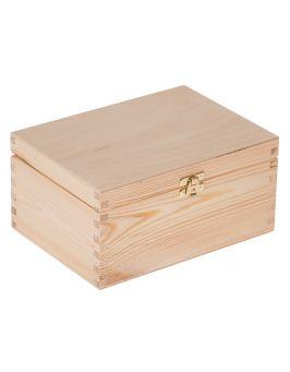 Pudełko 22x16x10,5cm z zapięciem