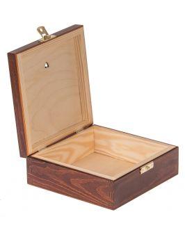 Pudełko 16x16 z grawerem dla babci