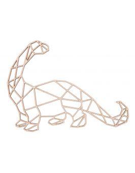 Dinozaur 5 ze sklejki