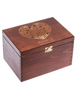 Pudełko 22x16x13,5 z grawerem