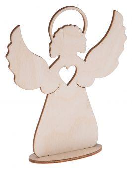 Aniołek na podstawce 15 cm