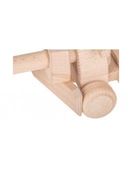 Równiarka - zabawka drewniana