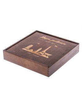 Pudełko na album/zdjęcia Z GRAWEREM
