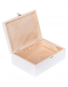 Pudełko z grawerem na Pierwszą Komunię Świętą