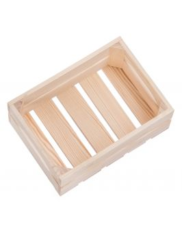 Skrzynka drewniana 31x22x12cm