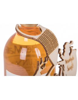 ZAWIESZKA na ALKOHOL ozdoby świąteczne renifer